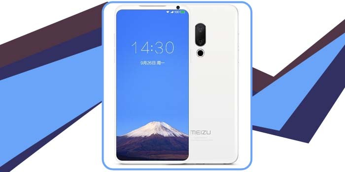 Meizu X8 Leak Header