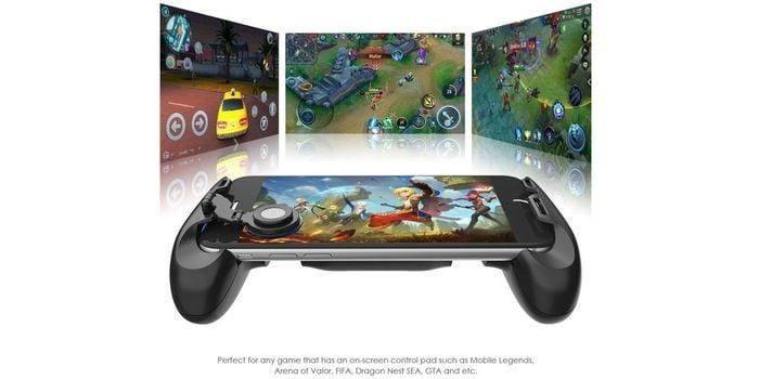 Mobile Legends Joystick Header
