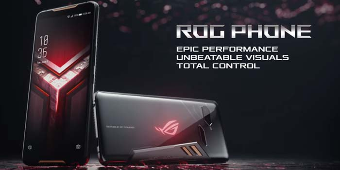 ROG Phone Header