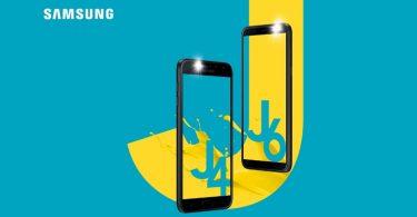 Samsung Galaxy J4 dan J6 Feature