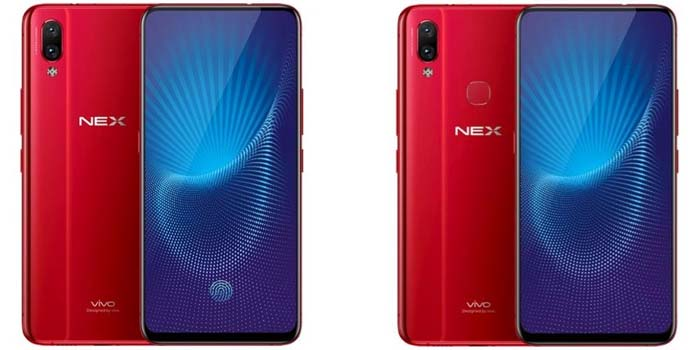 Vivo NEX S Leak Header