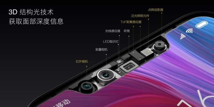Xiaomi Mi 8 Explorer Kamera
