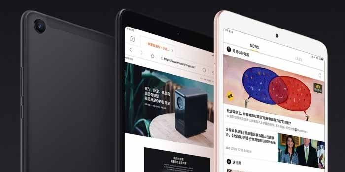 Xiaomi Mi Pad 4 All