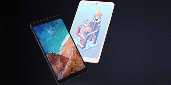 Xiaomi Mi Pad 4 Header