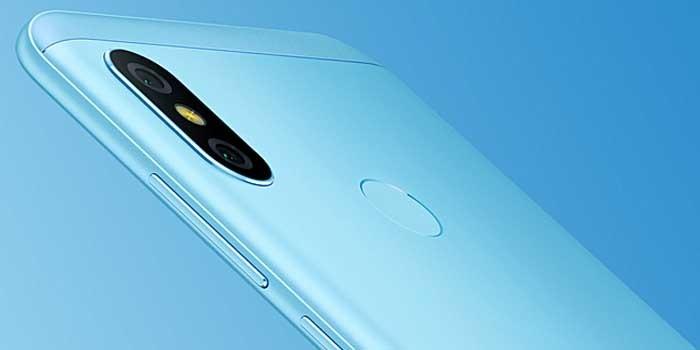 Xiaomi Redmi 6 Pro Blue