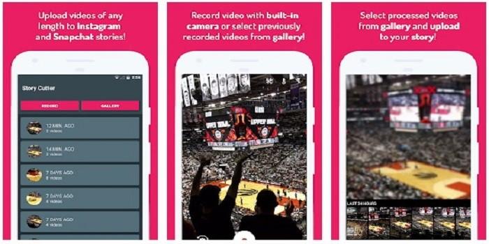 4 Aplikasi Untuk Mempercantik Unggahan Instagram Stories - Story Cutter