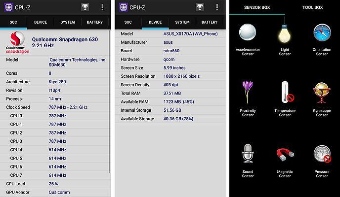 ASUS Zenfone 5Q Spek