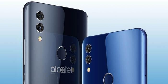 Alcatel 5V Header