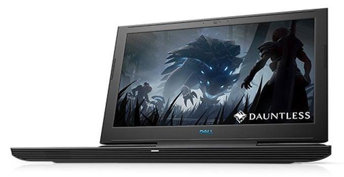 Dell G7 15 Desain