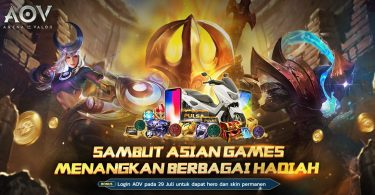 Event Asian Games AoV Featured