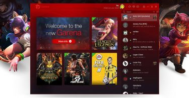 Garena Desktop Featured