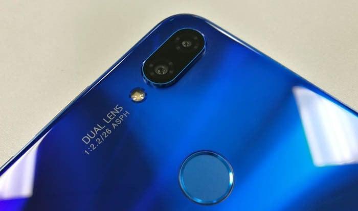Huawei Nova 3i Back Dua Cam