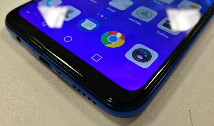 Huawei Nova 3i Bottom