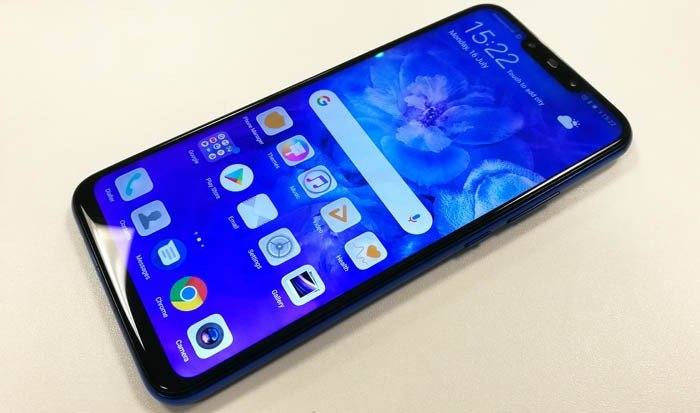 Huawei Nova 3i Front
