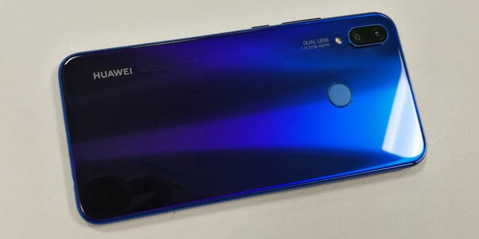 Huawei Nova 3i Header
