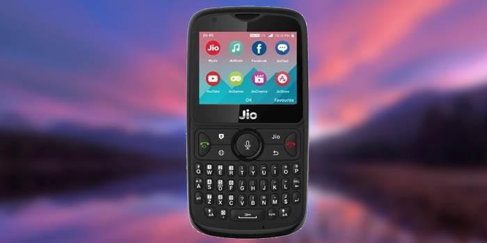 JioPhone 2 Header