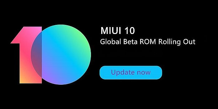 Cara Update MIUI 10 Global Public ROM Header