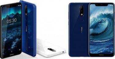 Nokia X5 Feature