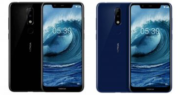 Nokia X5 Leak Feature
