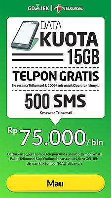 Telkomsel Siap Online Banner