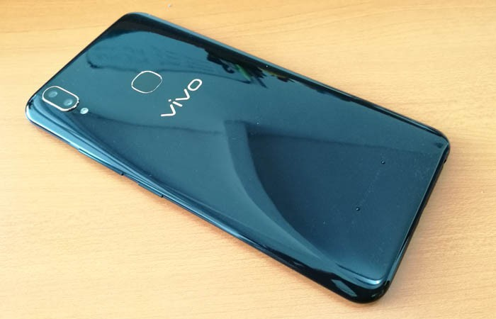 Vivo V9 RAM 6 GB Back All