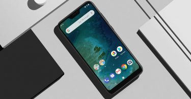 Xiaomi Mi A2 Lite Front Feature