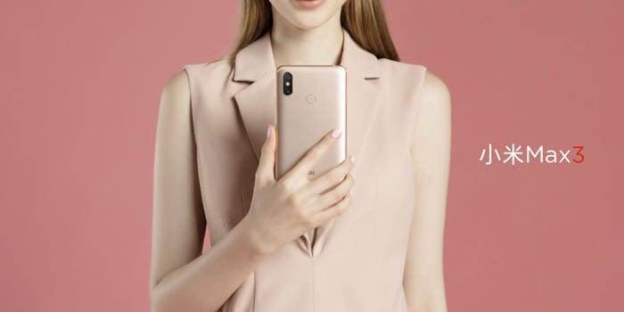 Xiaomi Mi Max 3 All