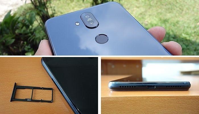 Zenfone 5Q Desain