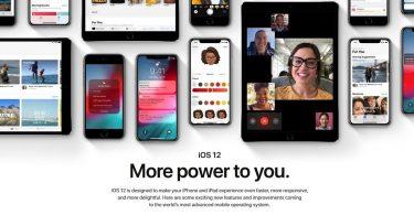 iOS 12 Featured