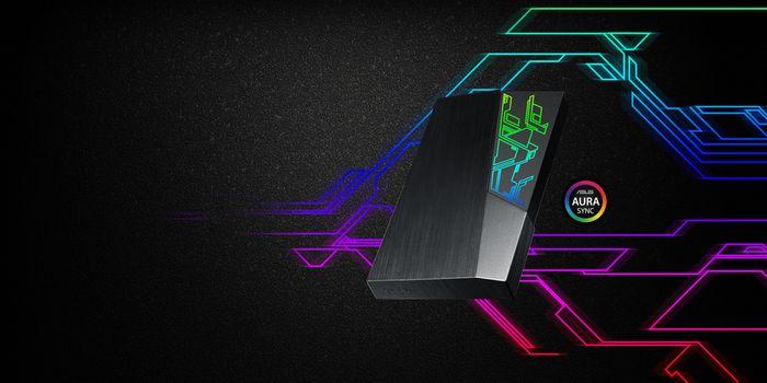 ASUS FX HDD Header