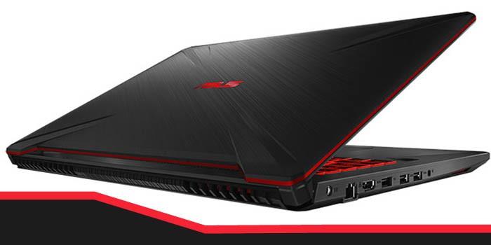 ASUS TUF Gaming FX705 Header