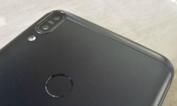 ASUS Zenfone Max Pro M1 Fingerprint