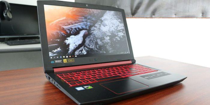 Laptop Untuk Multimedia - Acer Nitro 5 Featured