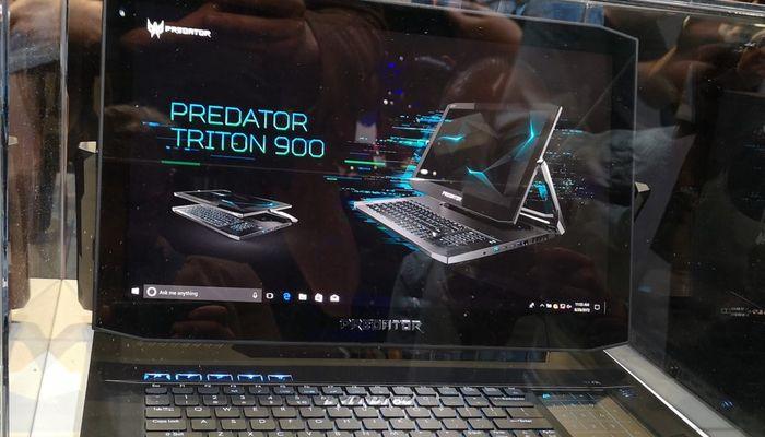 Acer Predator Triton 900 TrustedReview Header