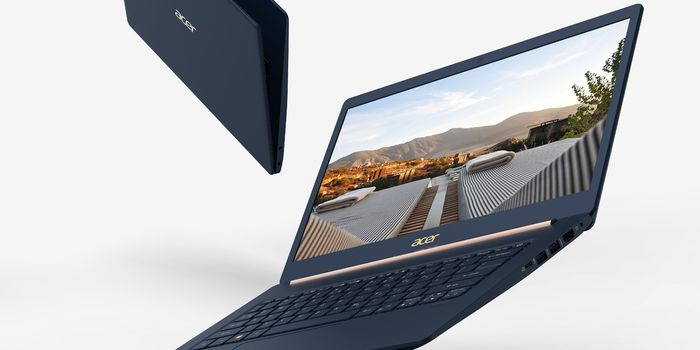 Acer Swift 5 2018 Header