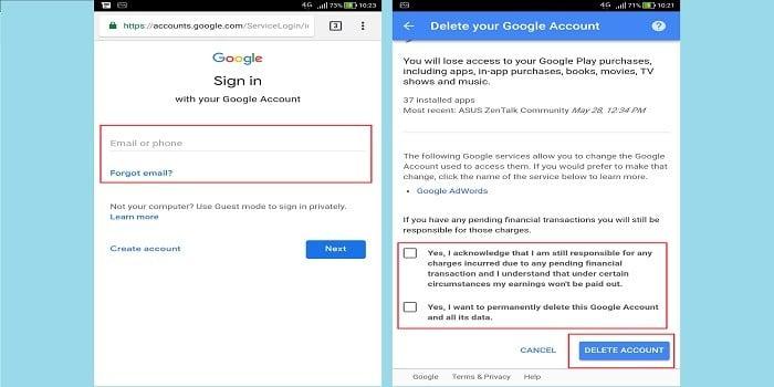 Cara Menghapus Akun Google Biar Kamu Tak Kebanyakan Akun Gadgetren