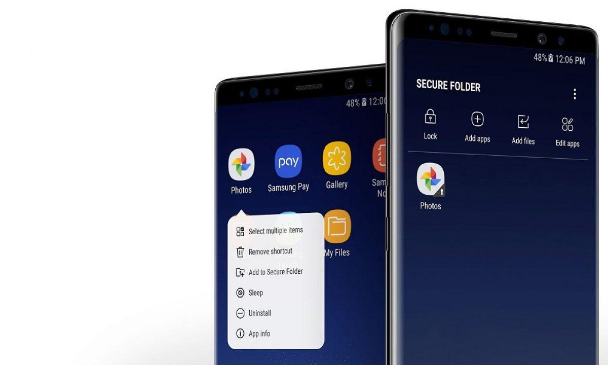 Cara Menyembunyikan Aplikasi Di Semua Hp Samsung Gadgetren