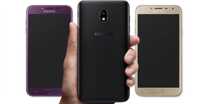 Cara Screenshot Samsung Galaxy J4 2018 Header
