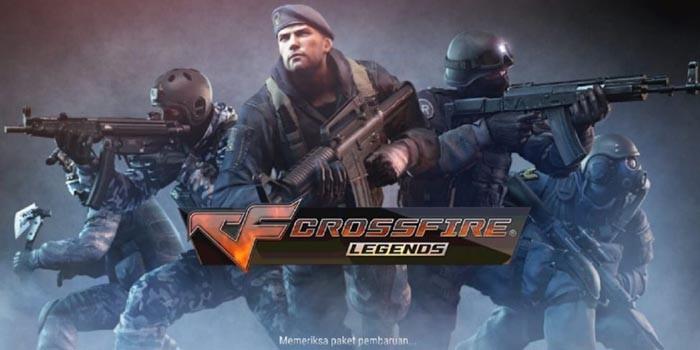 Cara Top Up CrossFire Legends Header
