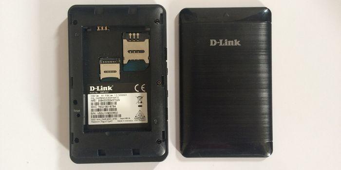 D-Link DWR-932C Belakang