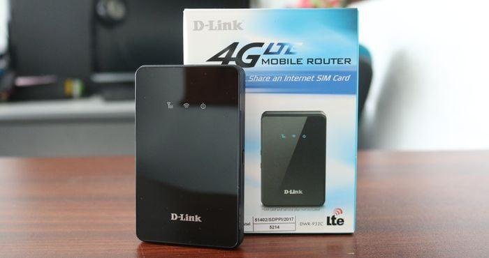 D-Link DWR-932C Headers