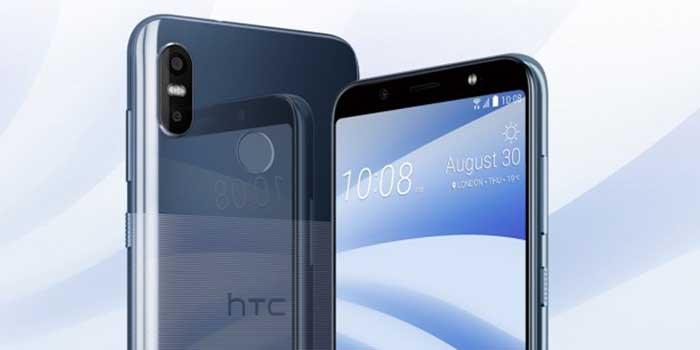 HTC U12 Life Header