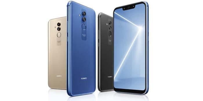 Huawei Mate 20 Lite All