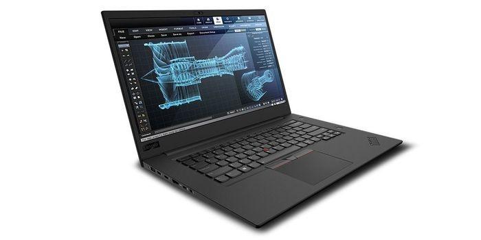 Lenovo Thinkpad P1 Header
