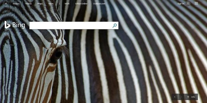 Mesin Pencari Selain Google - Bing
