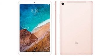 Mi Pad 4 Plus Feature