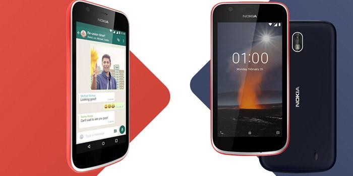 HP Android di Bawah 1 Juta - Nokia 1