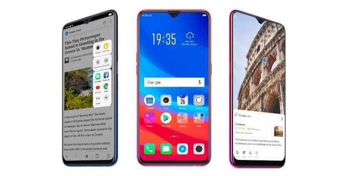 Oppo F9 Vs Oppo F7 Smartphone Oppo Mana Yang Terbaik Gadgetren