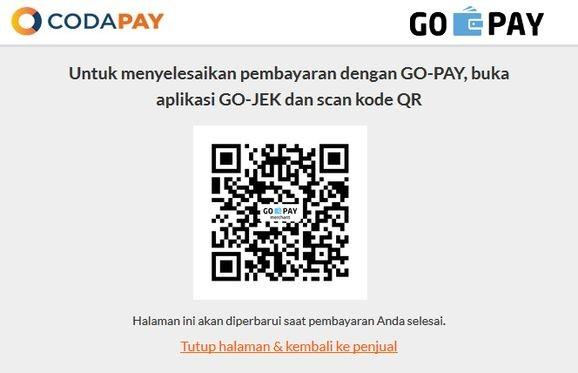 PUBG Mobile GoPay