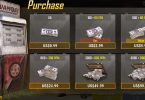 PUBG Mobile Shop Featured